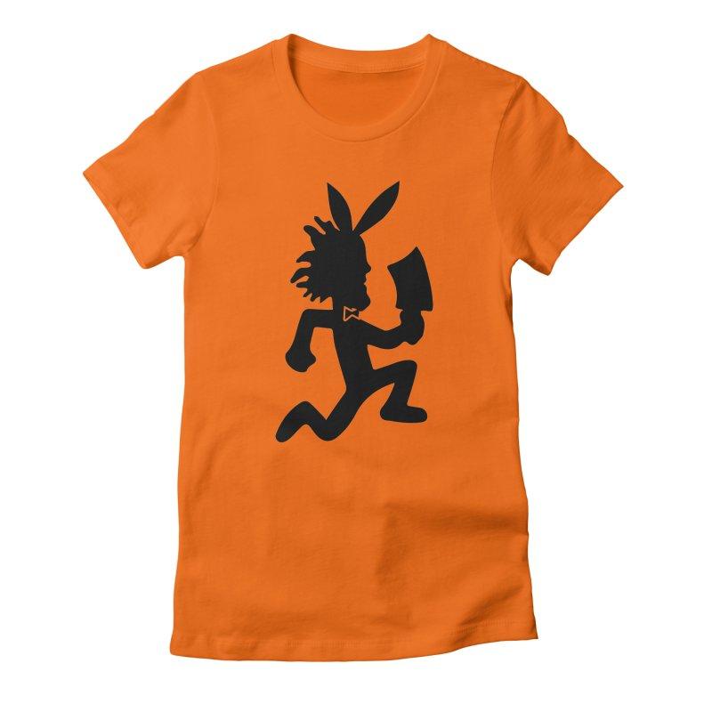 Hatchet Playboy Women's T-Shirt by BIZ SHAW
