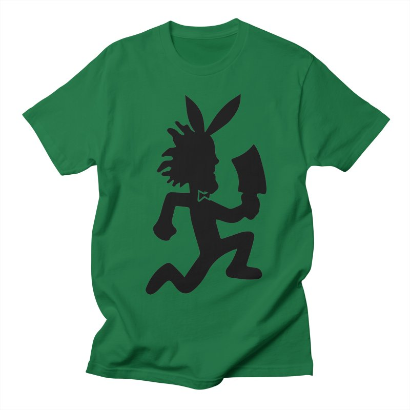 Hatchet Playboy Men's T-Shirt by BIZ SHAW