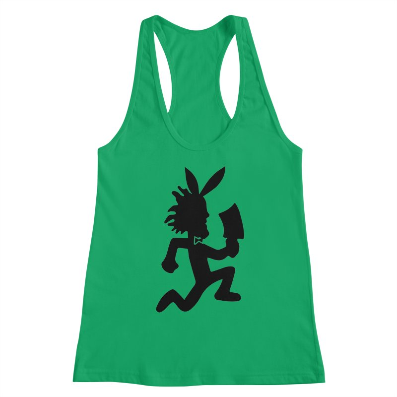 Hatchet Playboy Women's Tank by BIZ SHAW
