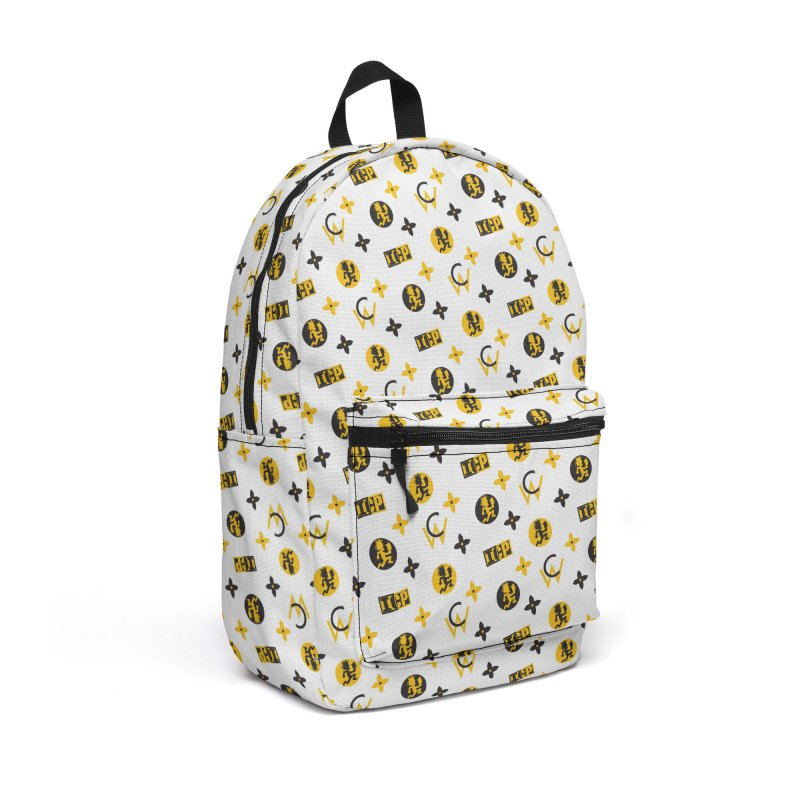 RM - Wicked Clown Louis Vuitton - White in Backpack by BIZ SHAW