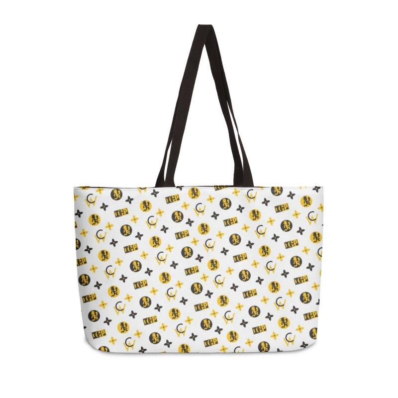 RM - Wicked Clown Louis Vuitton - White Accessories Bag by BIZ SHAW