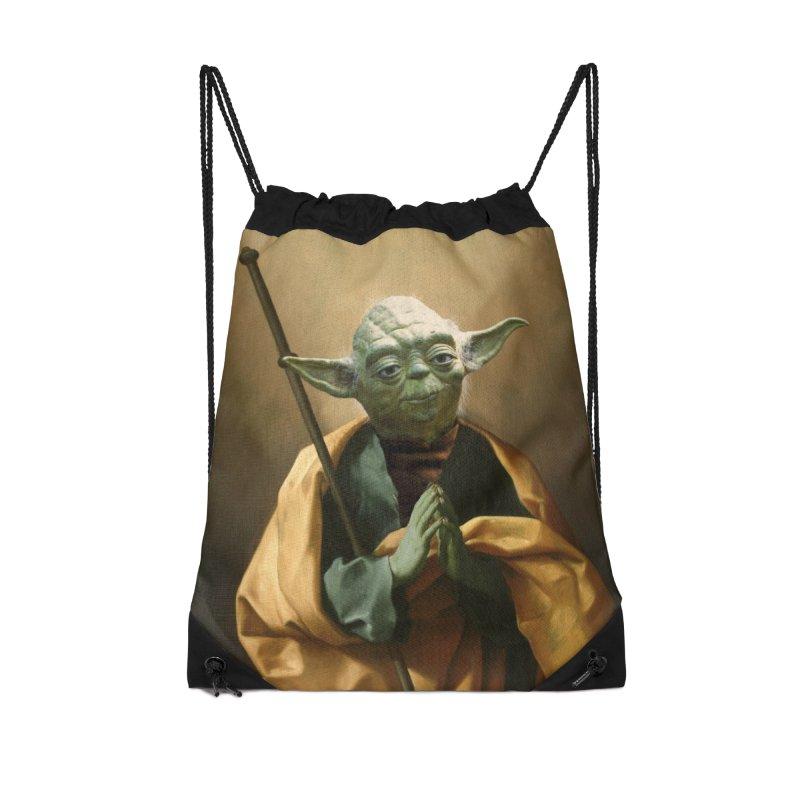 Saint Yoda Accessories Bag by BIZ SHAW