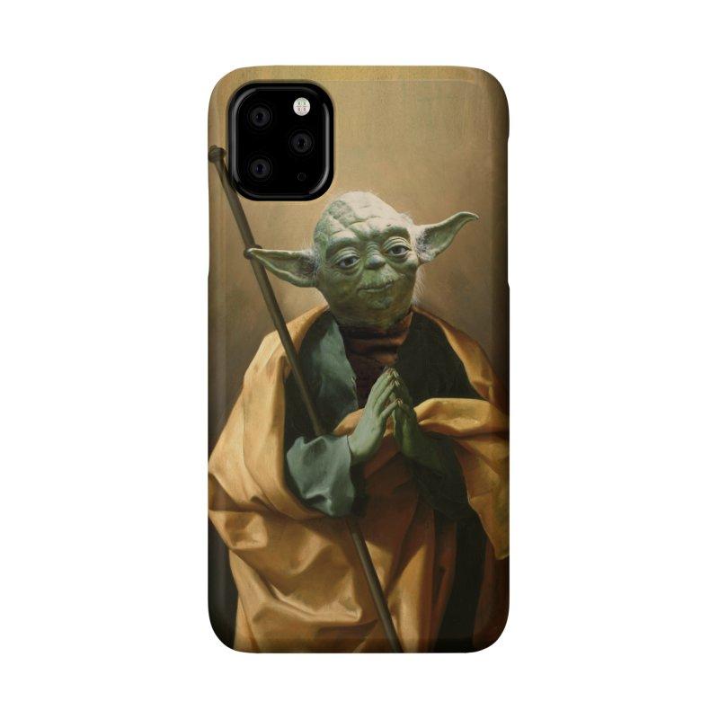 Saint Yoda Accessories Phone Case by BIZ SHAW