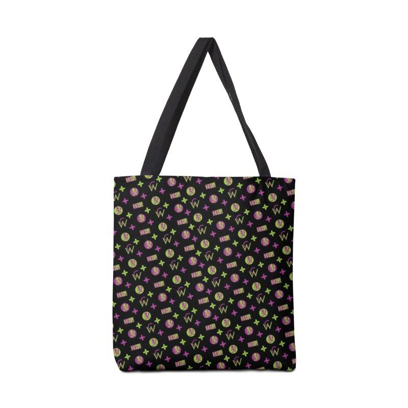 RB - Wicked Clown Louis Vuitton - Black Accessories Bag by BIZ SHAW