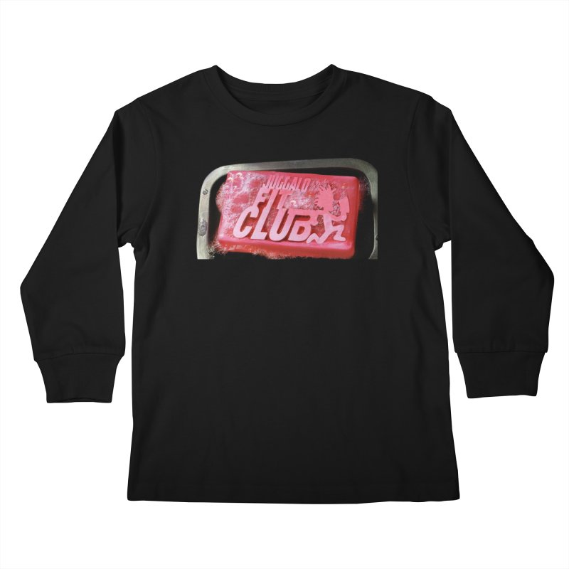 Juggalo Fit Club Kids Longsleeve T-Shirt by BIZ SHAW