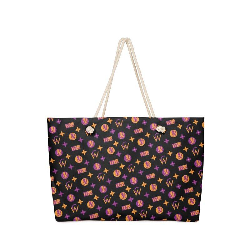GM - Wicked Clown Louis Vuitton - Black Accessories Bag by BIZ SHAW