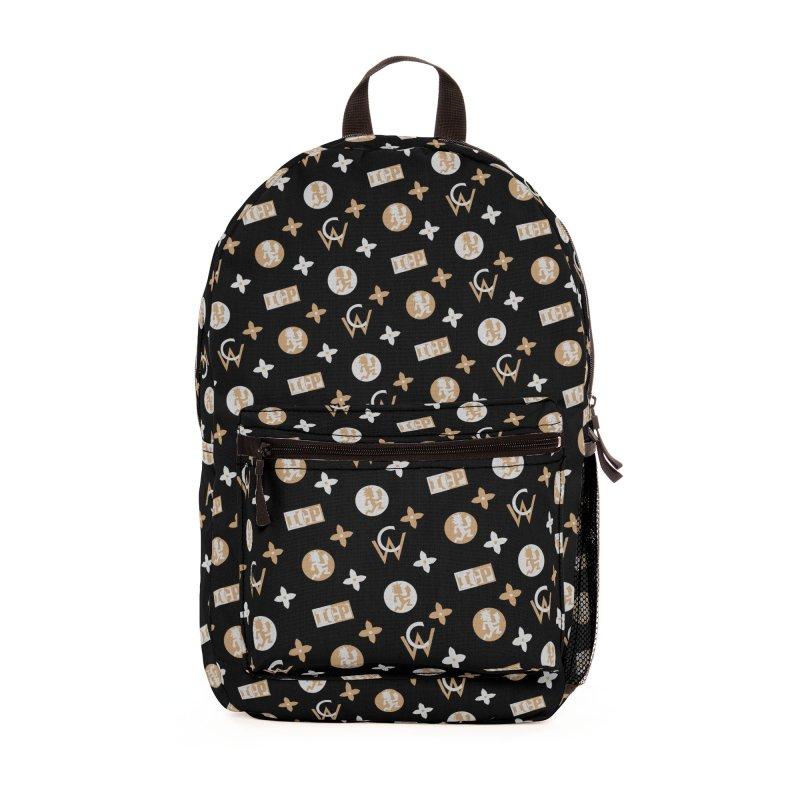 GM - Wicked Clown Vuitton - Black Accessories Bag by BIZ SHAW