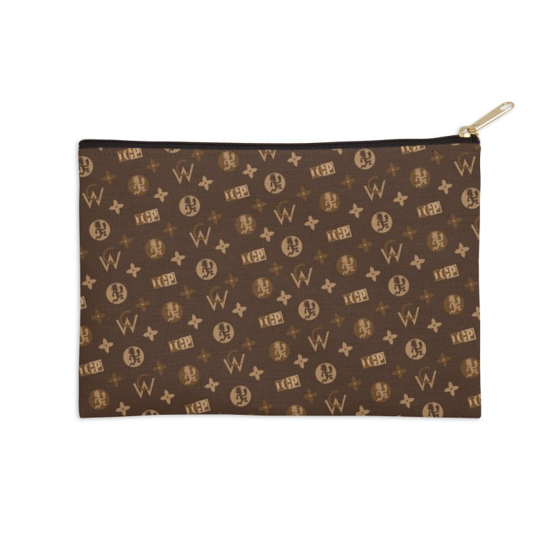 LV Hatchet Accessories Zip Pouch by BIZ SHAW