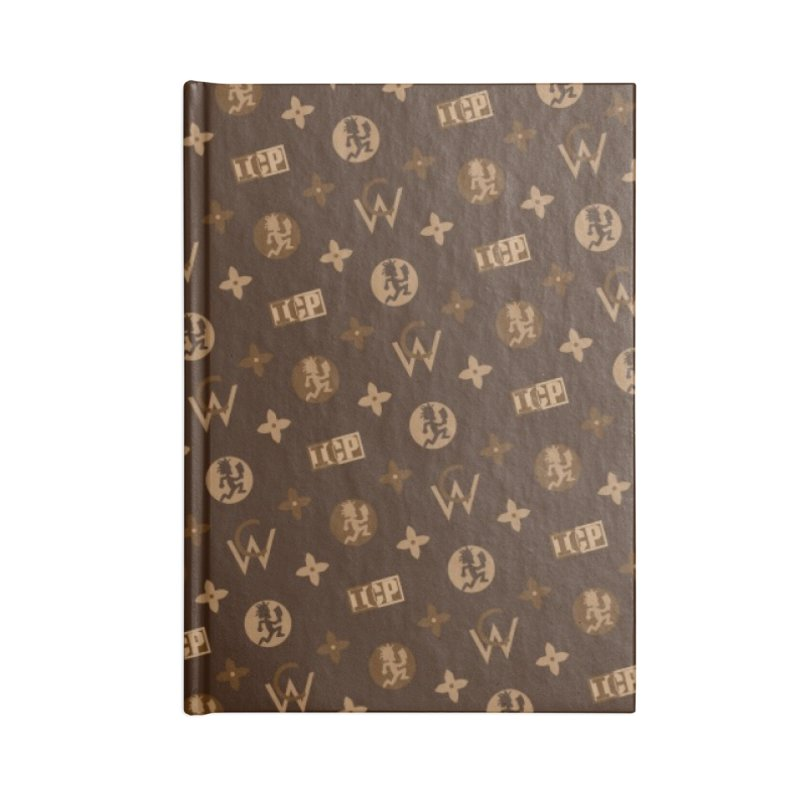 LV Hatchet Accessories Notebook by BIZ SHAW