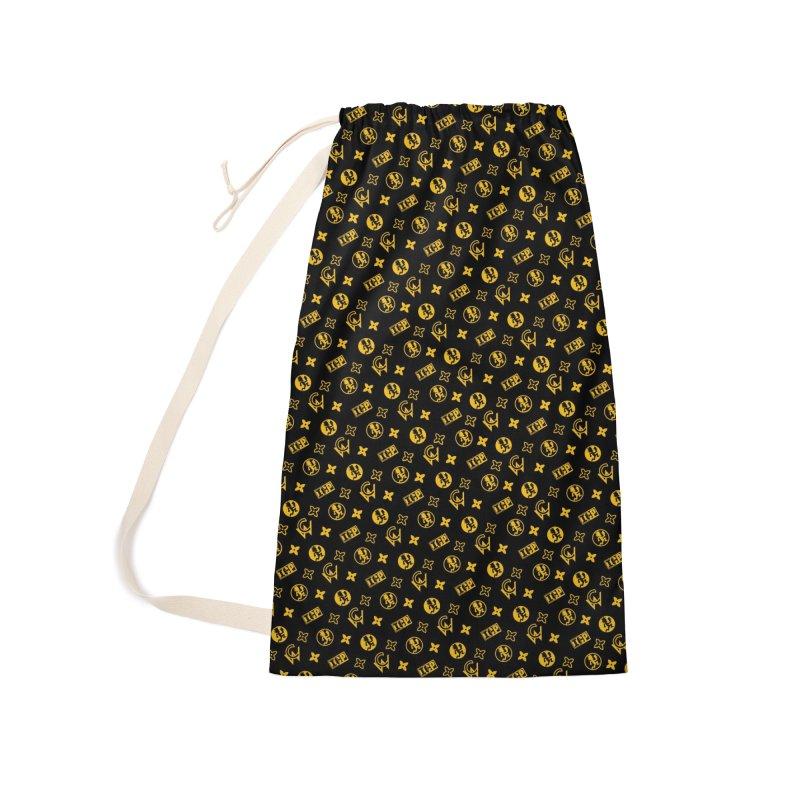 RM - Wicked Clown Louis Vuitton - Black Accessories Bag by BIZ SHAW