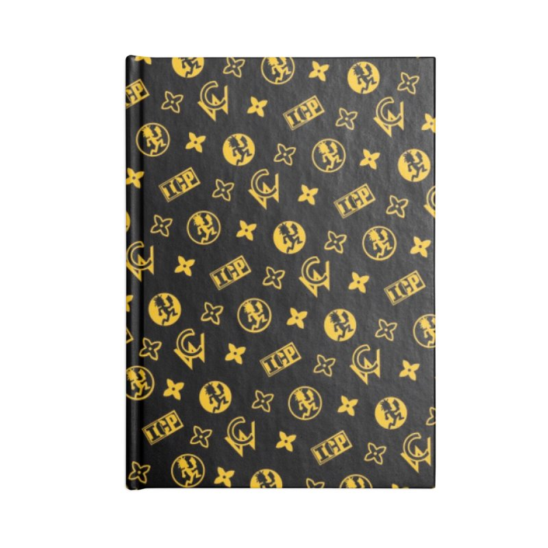 RM - Wicked Clown Louis Vuitton - Black Accessories Notebook by BIZ SHAW