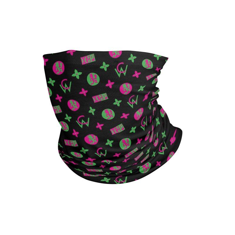 YumYum - Wicked Louis Vuitton Accessories Neck Gaiter by BIZ SHAW