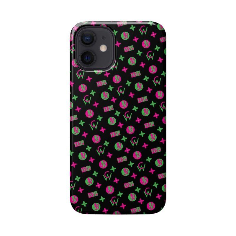 YumYum - Wicked Louis Vuitton Accessories Phone Case by BIZ SHAW