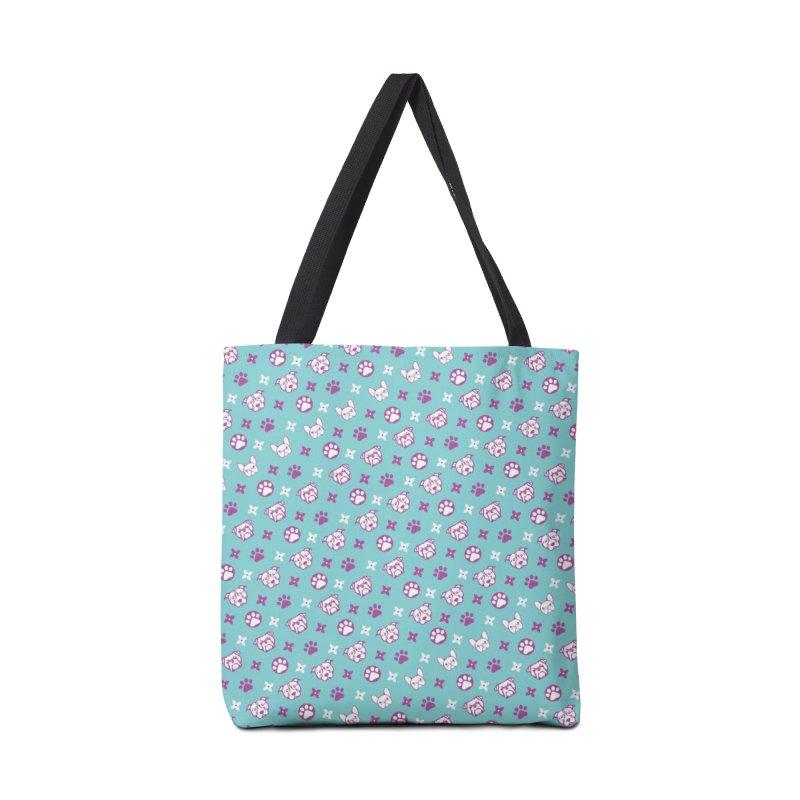 Kiki Puppy Vuitton - Color Accessories Bag by BIZ SHAW