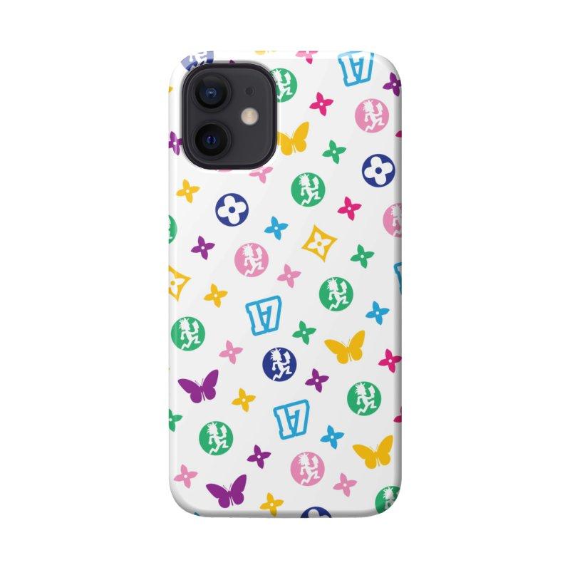 Wicked Vuitton - Rainbow Accessories Phone Case by BIZ SHAW