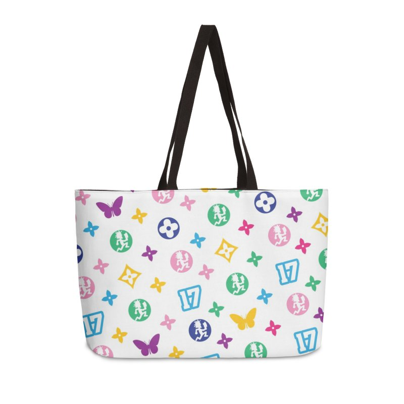 Wicked Vuitton - Rainbow Accessories Bag by BIZ SHAW