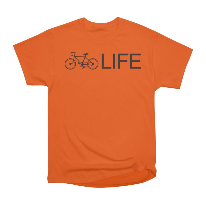 Bike Life Men's T-Shirt by BIZ SHAW