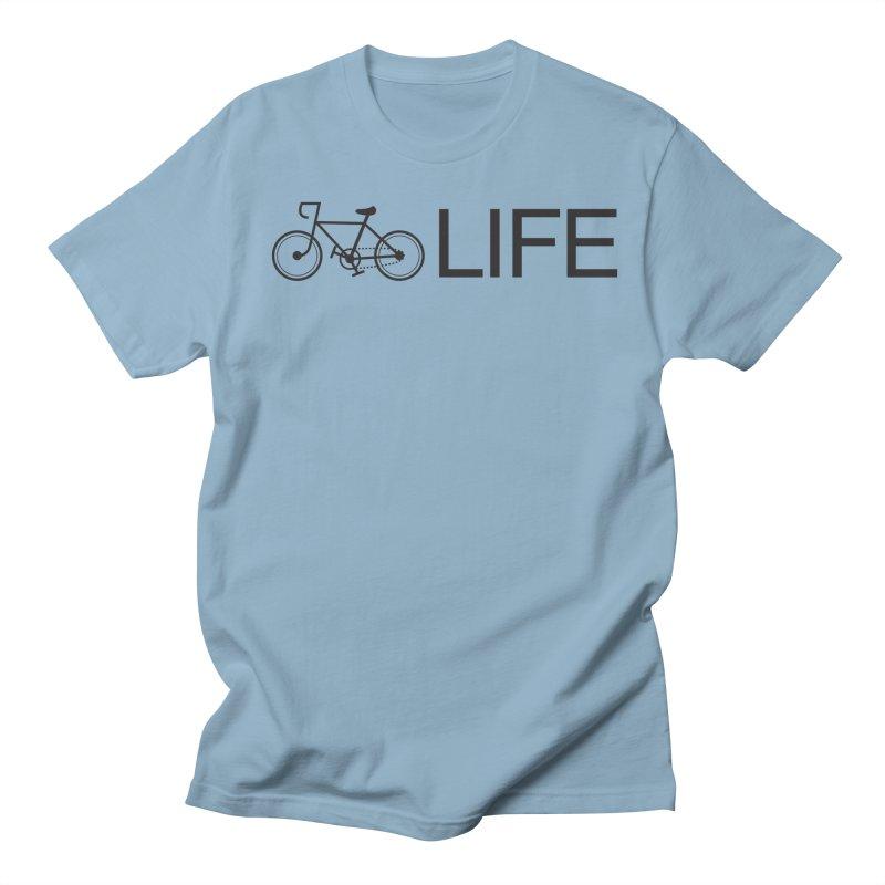 Bike Life Men's T-Shirt by BIZ SHAW
