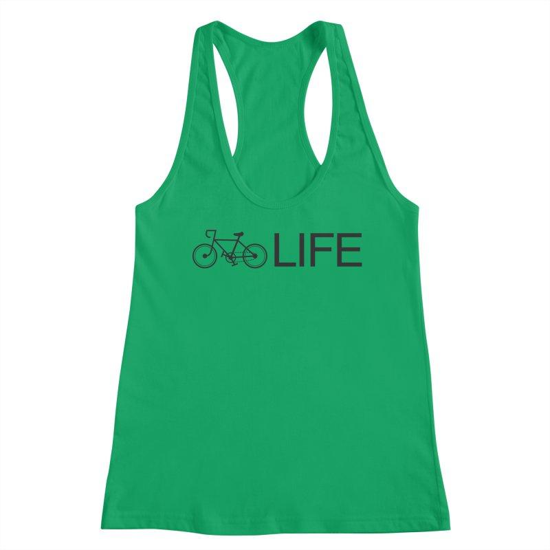 Bike Life Women's Tank by BIZ SHAW