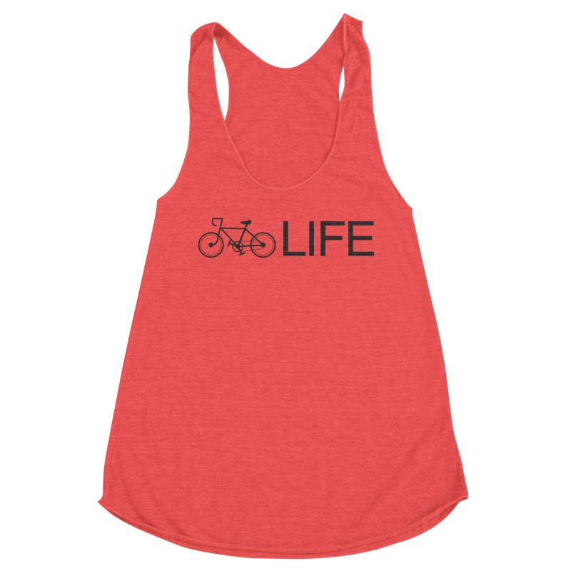 Bike Life Women's Tank by BIZ SHAW