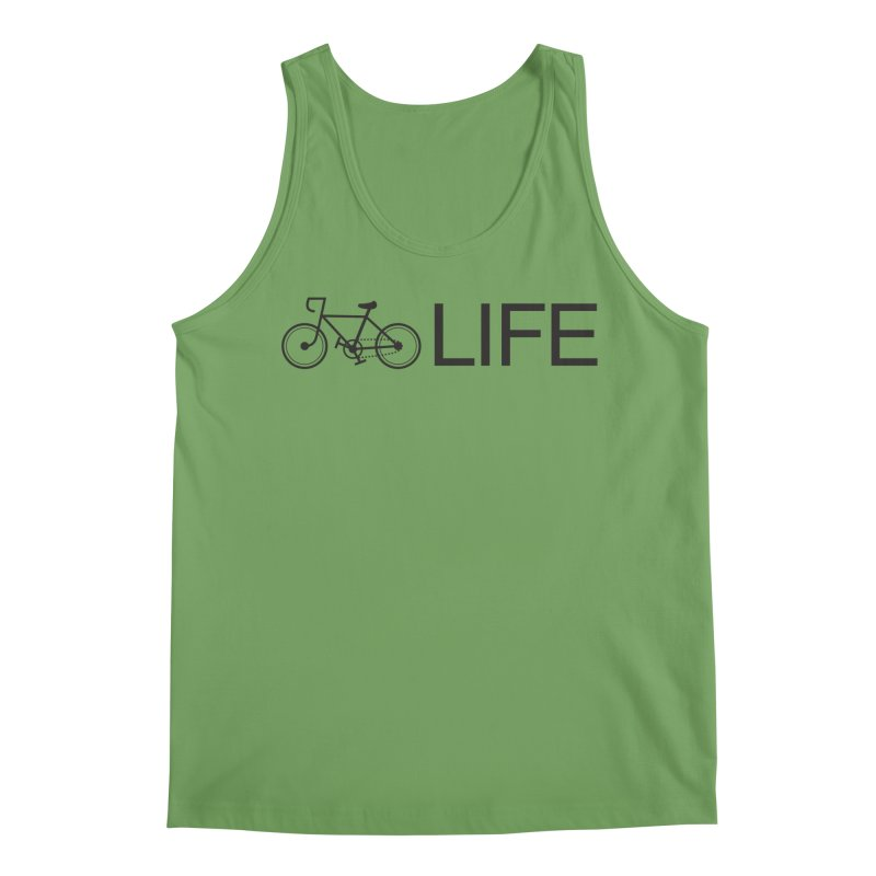 Bike Life Men's Tank by BIZ SHAW