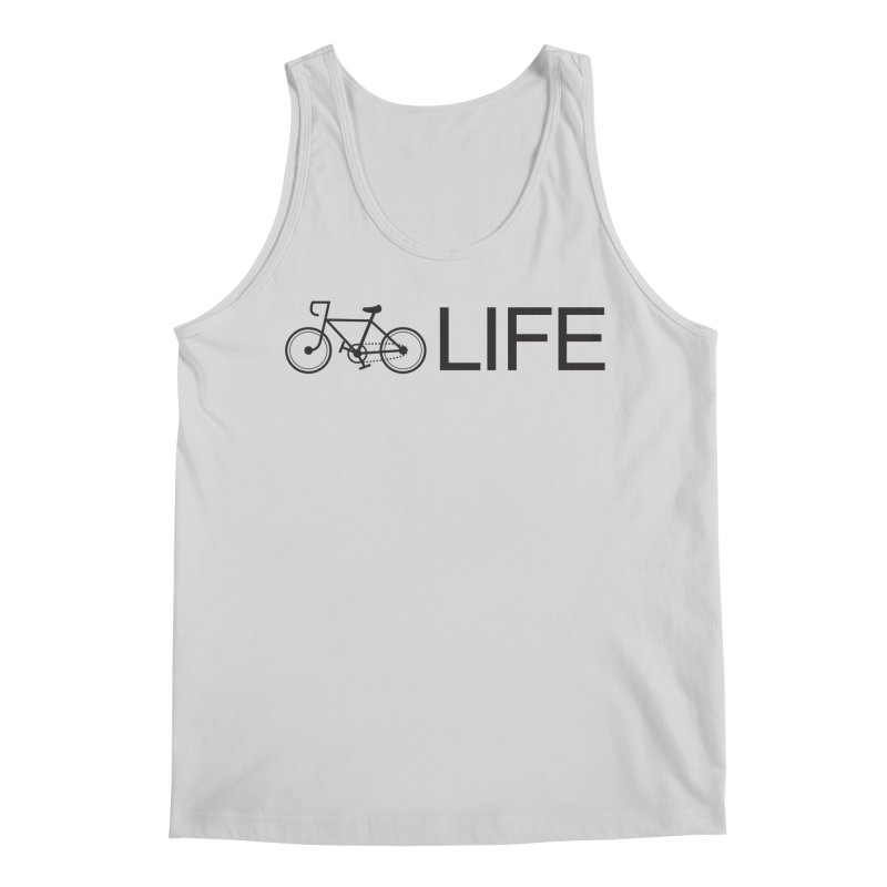 Bike Life Men's Tank by BIZ SHAW
