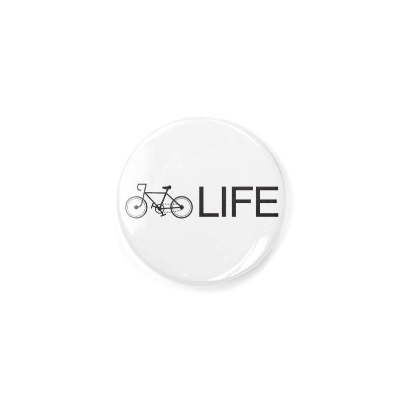 Bike Life Accessories Button by BIZ SHAW