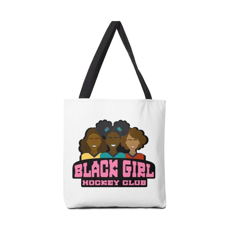 2020 BGHC Logo Accessories Bag by Black Girl Hockey Club's Artist Shop
