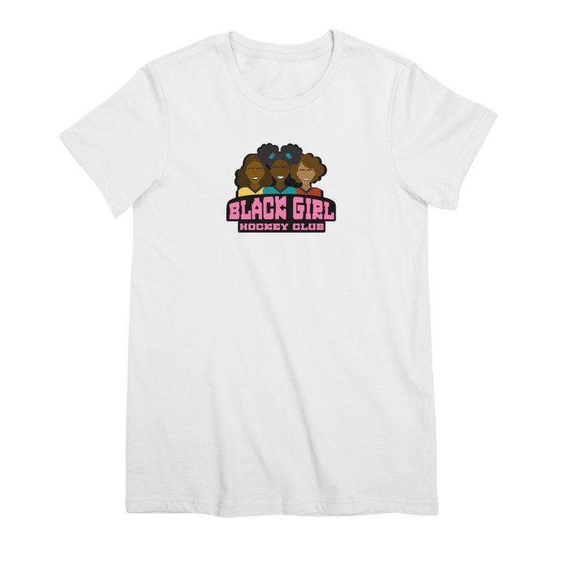 Women's None by Black Girl Hockey Club's Artist Shop