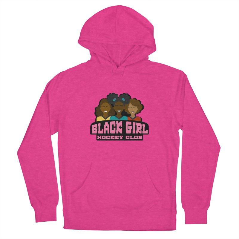 2020 BGHC Logo Women's Pullover Hoody by Black Girl Hockey Club's Artist Shop