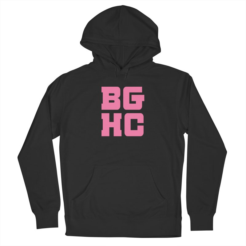 2020 BGHC abbreviated logo Men's Pullover Hoody by Black Girl Hockey Club's Artist Shop