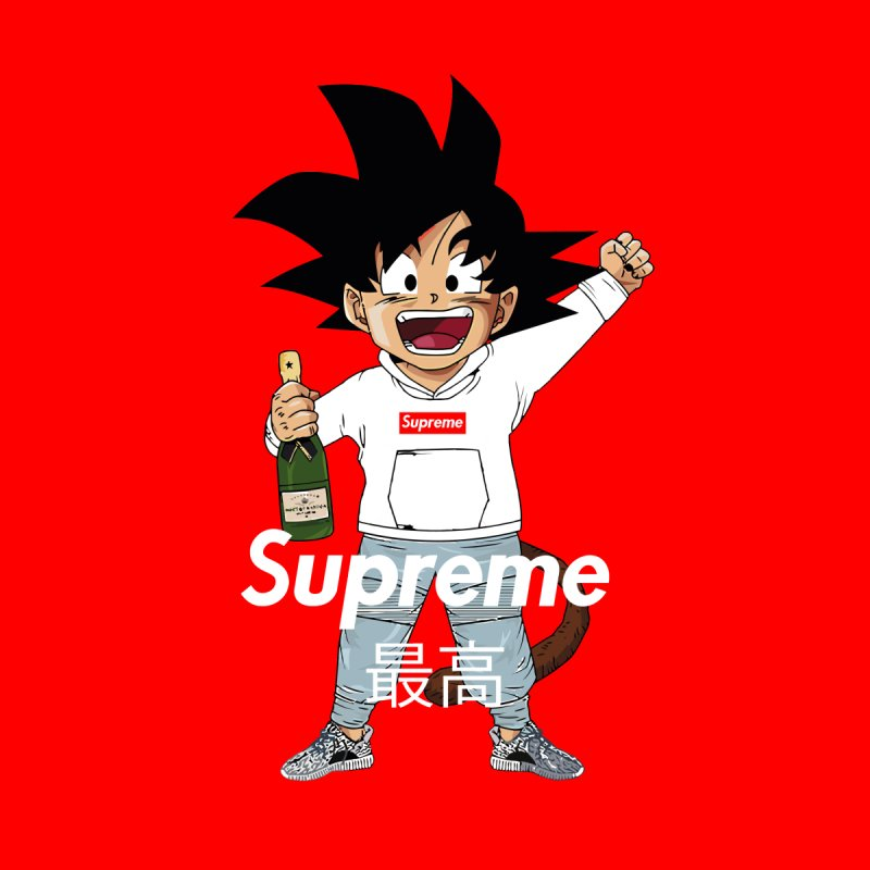 Blackpinkdududu Goku Supreme Home