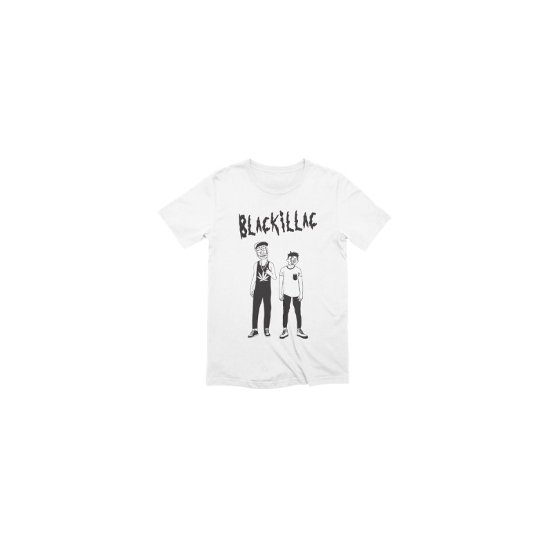 Black & Morty Tee (W) Women's T-Shirt by Blackillac's Black Market