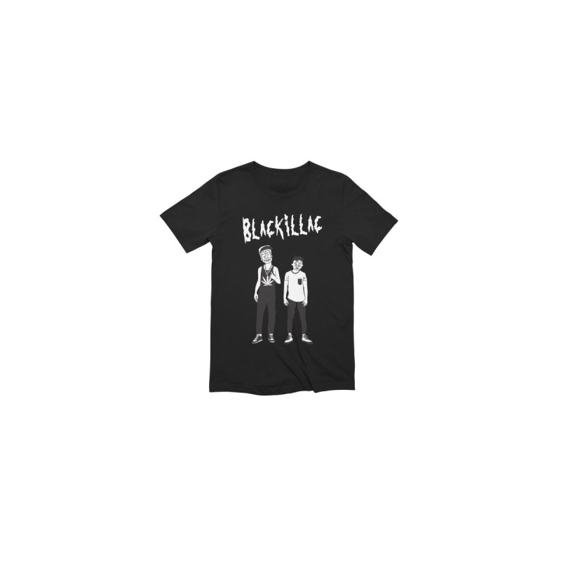 Black & Morty Tee (B) Women's T-Shirt by Blackillac's Black Market
