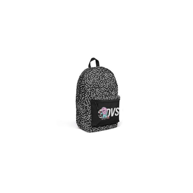 DVS + Blackillac - Blackpack Accessories Bag by Blackillac's Black Market