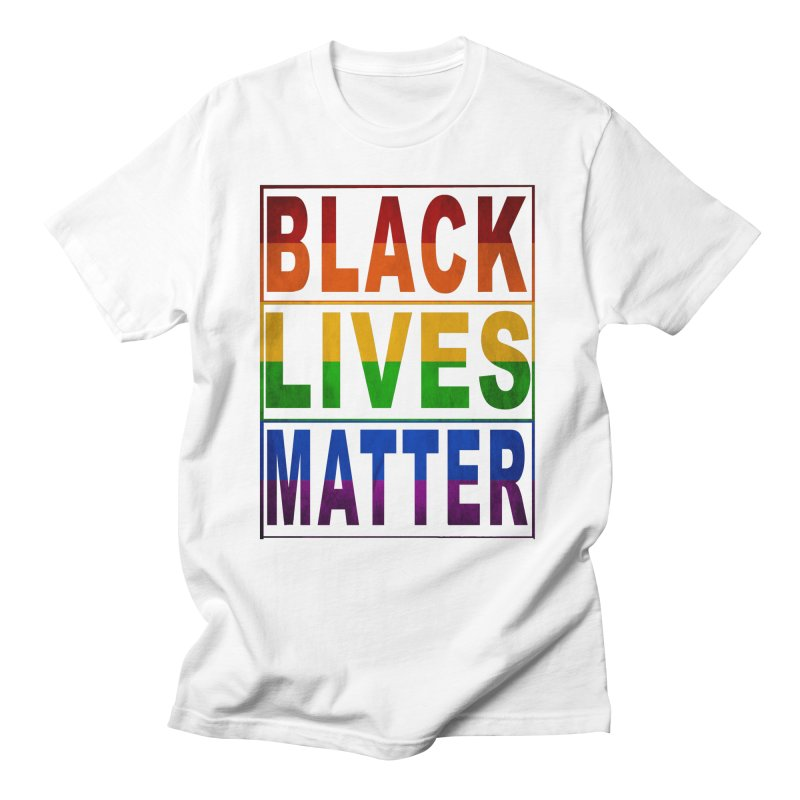 Black Lives Matter - Pride Women's Unisex T-Shirt by Black Liberation