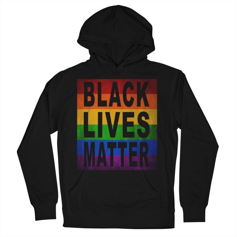 Black Lives Matter - Pride (2) Men's Pullover Hoody by Cool Black Chick