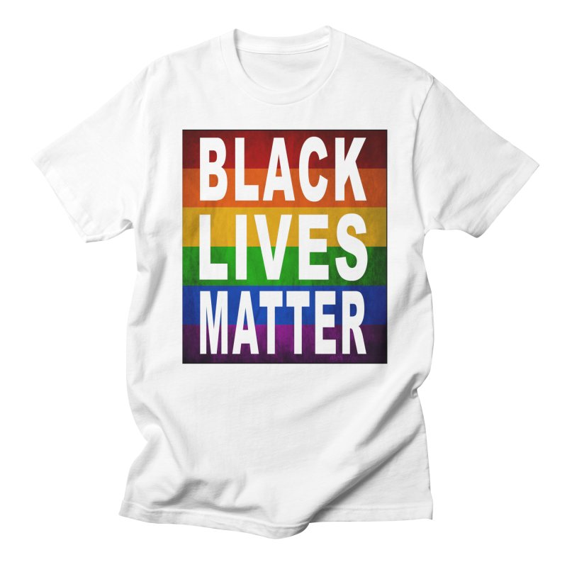 Black Lives Matter - Pride (2) Men's T-Shirt by Cool Black Chick
