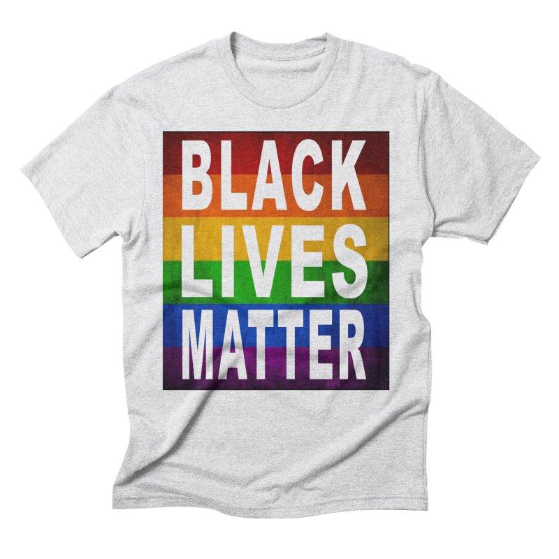 Black Lives Matter - Pride (2) Men's Triblend T-Shirt by Cool Black Chick