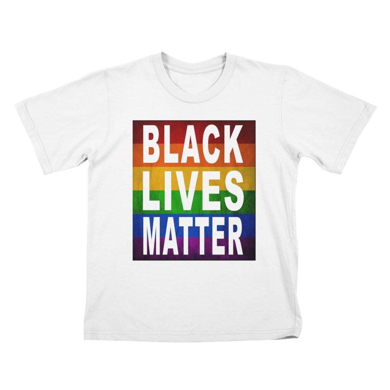 Black Lives Matter - Pride (2) Kids T-shirt by Black Liberation