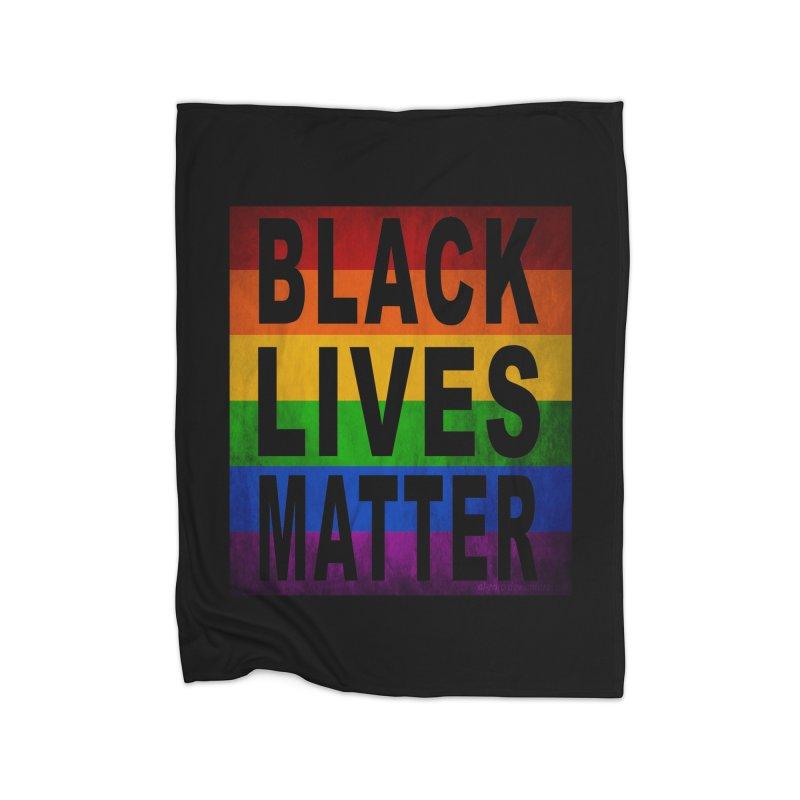 Black Lives Matter - Pride (2) Home Blanket by Black Liberation