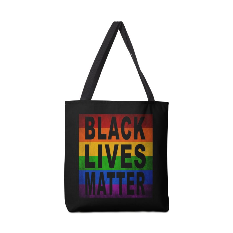 Black Lives Matter - Pride (2) Accessories Bag by Black Liberation