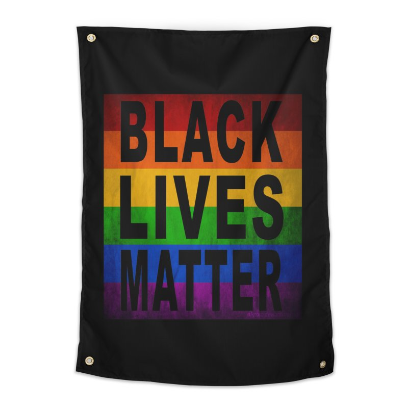 Black Lives Matter - Pride (2) Home Tapestry by Cool Black Chick