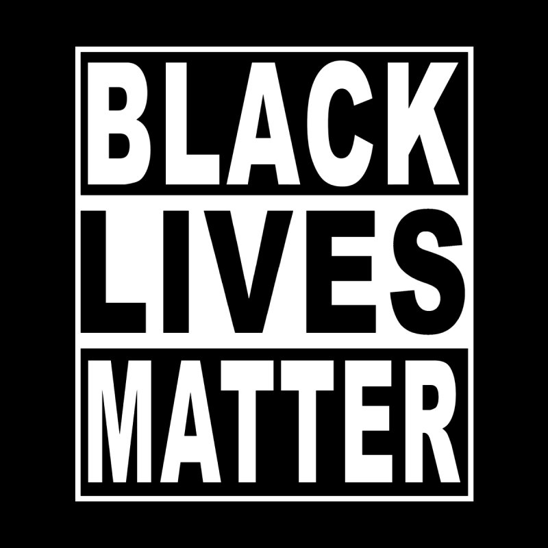 Black Lives Matter - Original Men's T-shirt by Black Liberation