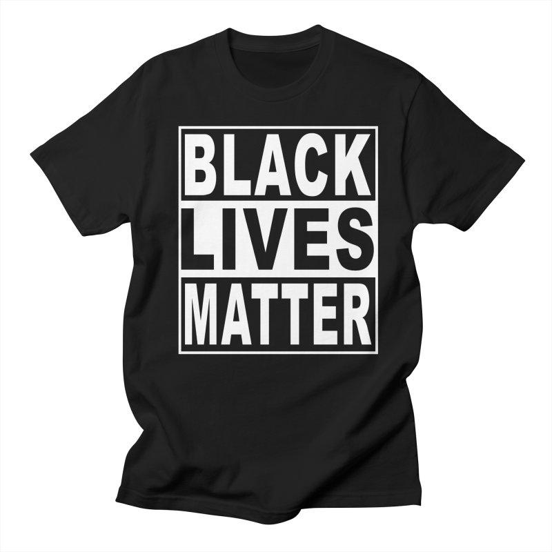 Black Lives Matter - Original Men's T-Shirt by Cool Black Chick
