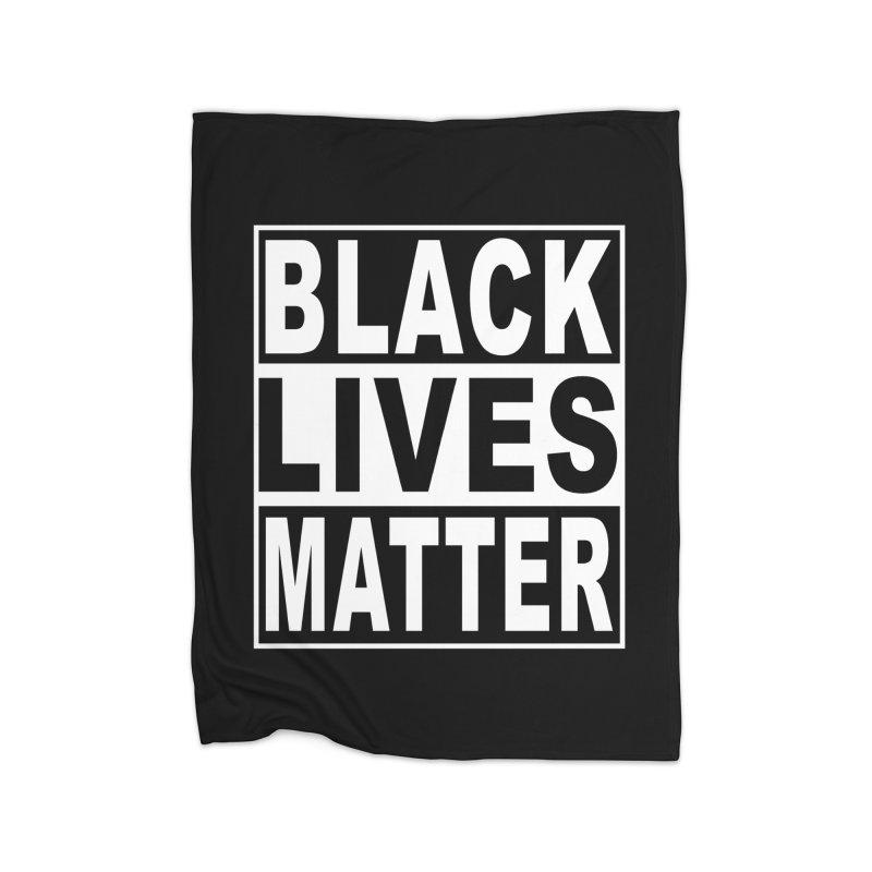 Black Lives Matter - Original Home Blanket by Black Liberation