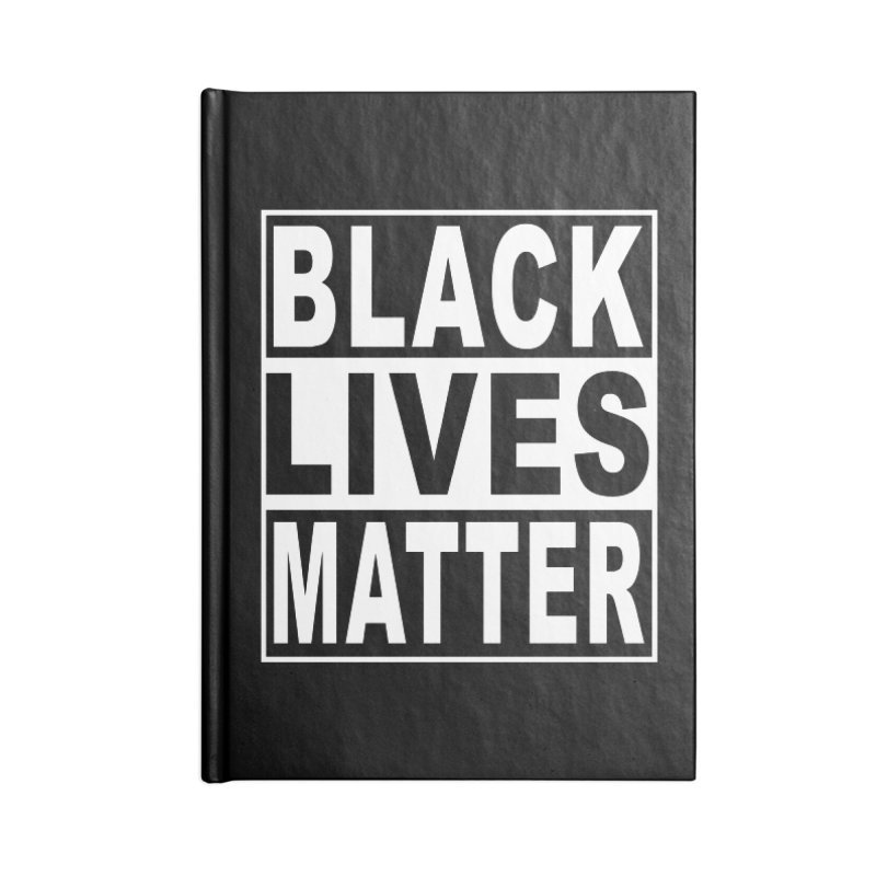 Black Lives Matter - Original Accessories Notebook by Cool Black Chick