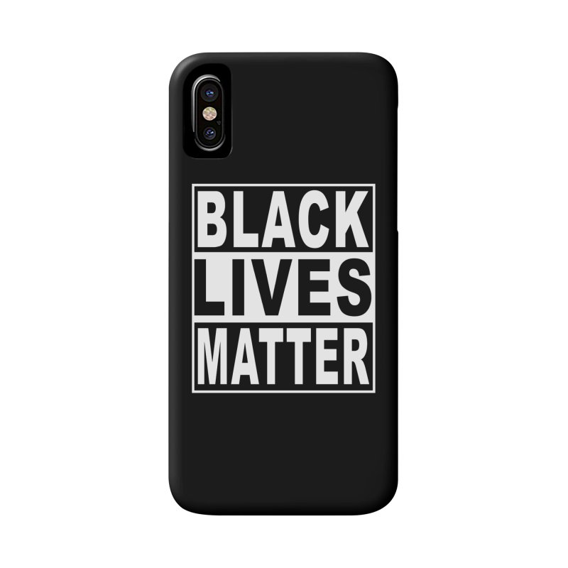 Black Lives Matter - Original Accessories Phone Case by Cool Black Chick