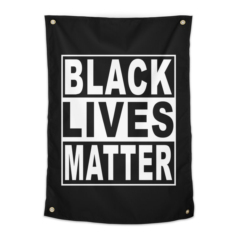 Black Lives Matter - Original Home Tapestry by Cool Black Chick