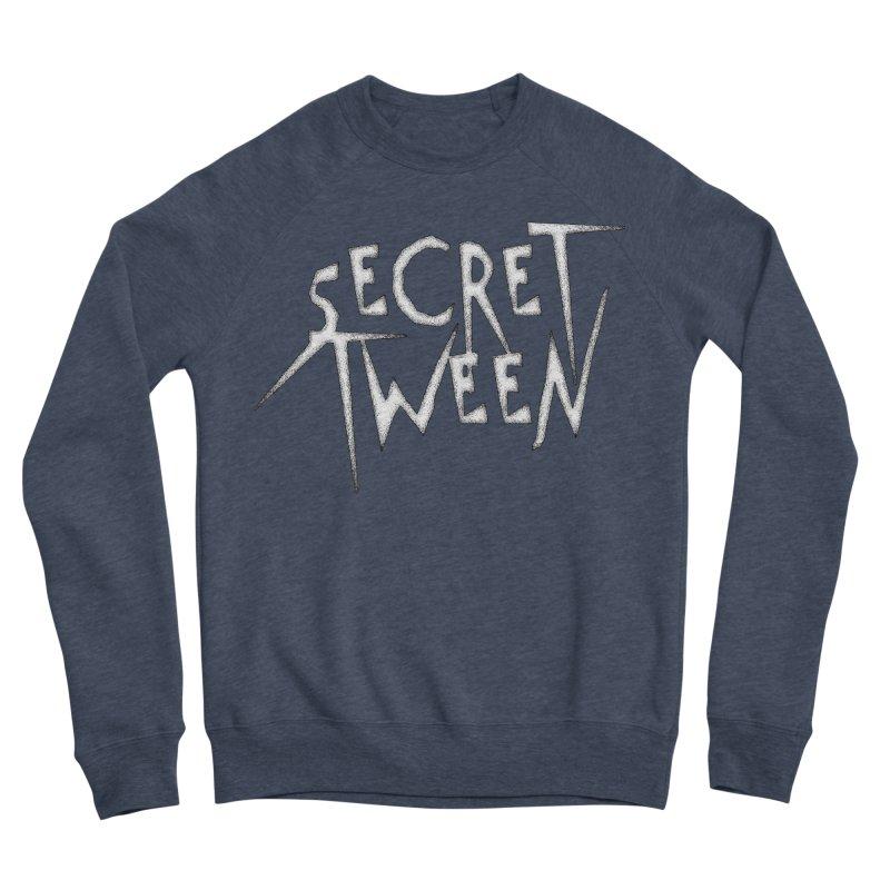 Official Men's Sponge Fleece Sweatshirt by BLACK TVRTLE NECK